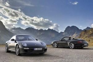 Porsche 997 Black Edition – 1.911 schwarze 911