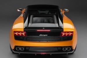 Lamborghini Gallardo LP 560-4 Bicolore – Schwarze Akzente