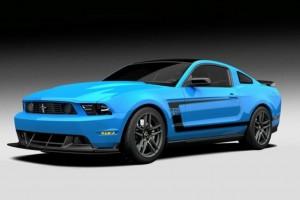 Ford Mustang Boss 302 Laguna Seca – Einzelstück für guten Zweck
