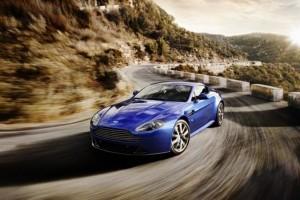 Aston Martin V8 Vantage S – Dynamischer Brite