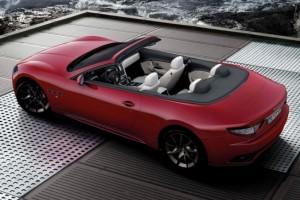Maserati GranCabrio Sport – Sportliches Open-Air-Vergnügen