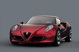 Alfa Romeo 4C Concept – Italienischer Leichtbau