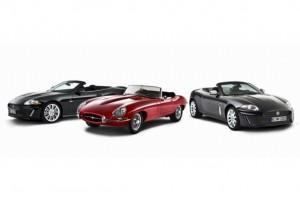 Jaguar XK Grace und XKR Pace – Happy Birthday E-Type