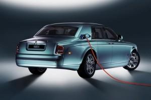 Rolls-Royce 102EX – Leiser geht es nicht