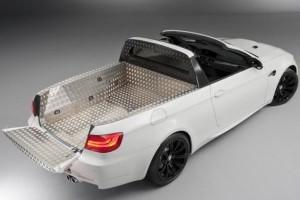 BMW M3 Pickup – Einzigartiger Aprilscherz