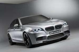 BMW Concept M5 – Business-Premium-Hochleistungs-Limousine