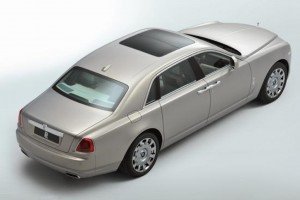 Rolls-Royce Ghost Extended Wheelbase – Mehr als ausreichend