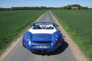 Der Glückshormonbeschleuniger – Fahrbericht Wiesmann Roadster MF5
