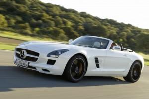 Mercedes-Benz SLS AMG Roadster – Der Sommer kann kommen