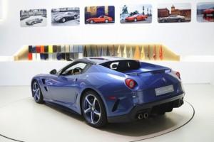 Ferrari Superamerica 45 – Neues Einzelstück mit Klappdach