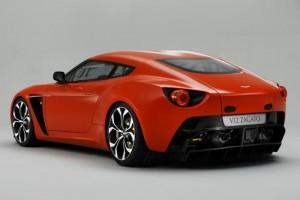 Aston Martin V12 Zagato – Erstmal nur für die Nordschleife