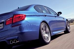 BMW M5 – Ring frei für Runde 5