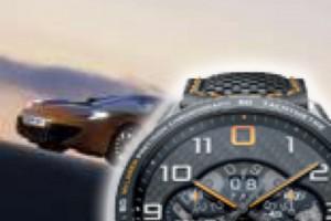McLaren MP4-12C – Supersportler mit kleinem Bruder fürs Handgelenk