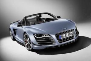 Audi R8 GT Spyder – 560 gute Gründe für den Sommer