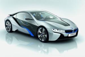 BMW i8 Concept – Die Sportwagenzukunft beginnt 2014
