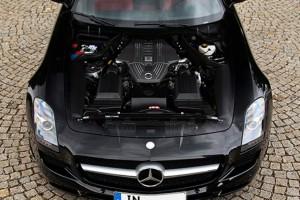 Mercedes-Benz SLS AMG Coupé Fahrbericht