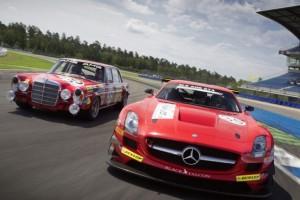 Mercedes-Benz SLS AMG GT3 – Die Rückkehr der Roten Sau