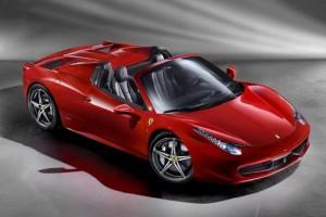 Ferrari 458 Spider – Mittelmotor und Klappdach aus Italien