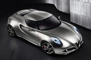 Alfa Romeo 4C Concept – Weiter auf dem Weg zur Serie
