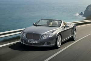Bentley Continental GTC – Zweite Generation des Luxuscabriolets