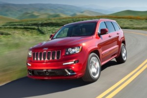 Jeep Grand Cherokee SRT8 – Europaversion auf der IAA