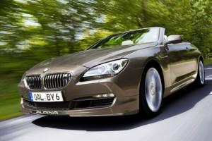 Alpina B6 Biturbo Cabriolet – BMW 6er nach Buchloer Art