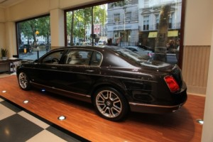 Bentley Continental Flying Spur Linley – Exklusiv für China