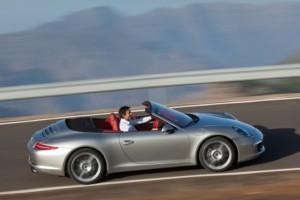 Porsche 991 Cabriolet – Hier geht's Richtung Sommer