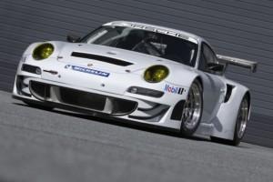 Porsche 997 GT3 RSR – Bullig in die finale Rennsaison