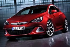 Opel Astra OPC – Rüsselsheimer Sportanzug