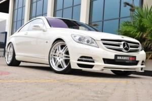 Brabus 800 Coupé – Luxus und Leistung