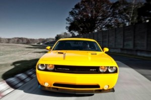 Dodge Challenger SRT8 Yellow Jacket – Vorsicht, Wespe!