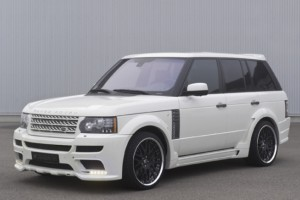Hamann Range Rover Supercharged – White Power