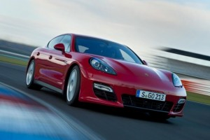Porsche Panamera GTS – Sauger-Power