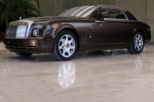Rolls-Royce Phantom Coupé Thoroughbred – Für Pferdeliebhaber