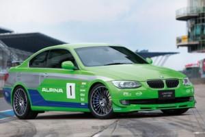 Alpina B3 GT3 – Sondermodell zur gewonnenen Meisterschaft