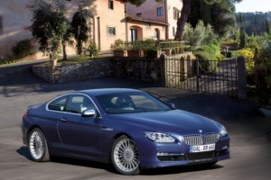 Alpina B6 Biturbo Coupé – Gran Turismo made in Buchloe