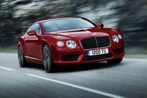 Bentley Continental GT V8 – Downsizing auf britisch