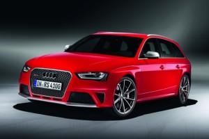 Audi RS 4 Avant – Aller guten Ding' sind drei