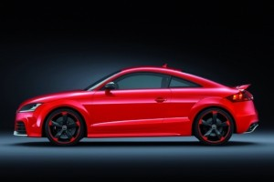 Audi TT RS plus – RStaunliches Leistungs-plus