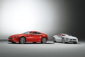 Aston Martin V8 Vantage – Modellpflege für's Einstiegsmodell
