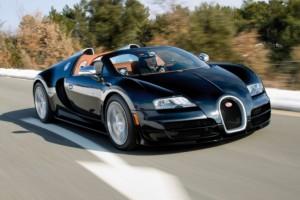 Bugatti Veyron Grand Sport Vitesse – Mini-Katapultachterbahn