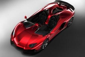 Lamborghini Aventador J – Radikales Einzelstück
