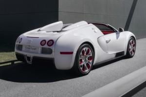 Bugatti Veyron Grand Sport Wei Long 2012 – Offener Drache