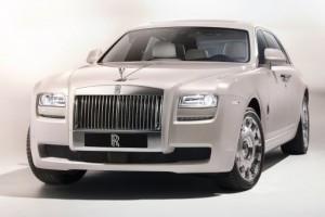Rolls-Royce Ghost Six Senses Concept – Für alle Sinne