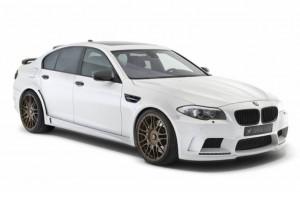 Hamann BMW M5 – 720 PS starke Sportlimousine