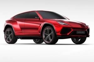 Lamborghini Urus Concept – Sportlichster SUV der Welt kommt