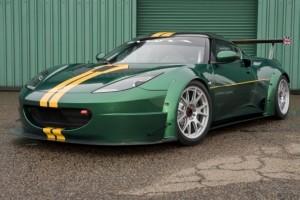 Lotus Evora GTC – Rennwagen-Update