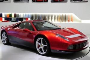 Ferrari SP12 EC – Einzelstück für Eric Clapton