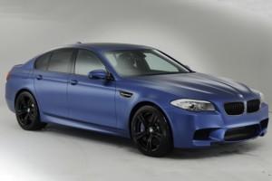 BMW M5 M Performance – Britische Sonderserie